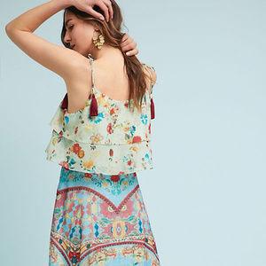 Anthropologie  Eros Kerchief Dress